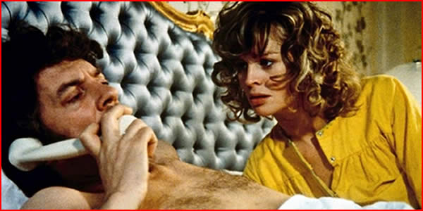 The exception that proves the rule? … Donald Sutherland and Julie Christie made one of the very few truly convincing sex scenes in Don't Look Now. Photograph: Allstar/Cinetext/Casey